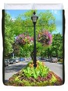 Floral Island Duvet Cover