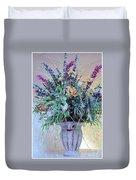 Floral  Piece Duvet Cover