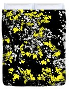 Floral Surprise Duvet Cover