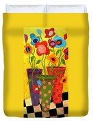 Floralicious Duvet Cover