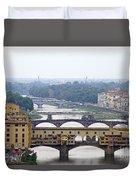 Florence 3 Duvet Cover