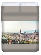 Florence Italy Duvet Cover