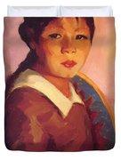 Florencia 1917 Duvet Cover