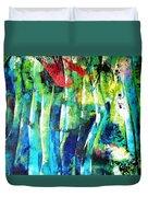 Floresta Amazonica Duvet Cover