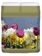 Floriade 9 Duvet Cover