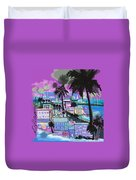 Florida 2 Duvet Cover