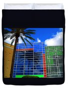 Florida Colors Duvet Cover