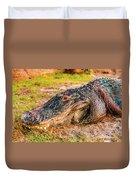 Florida Gator 1 Duvet Cover