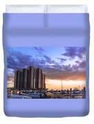 Florida Highrise Duvet Cover