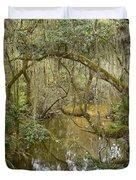 Florida Jungle Duvet Cover