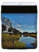 Florida Lands 7 Duvet Cover