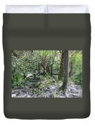 Florida Landscape - Lithia Springs Duvet Cover