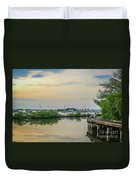 Florida Lifestyle Duvet Cover