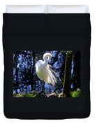 Florida Living Duvet Cover