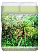 Florida Loop Duvet Cover