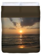 Florida's West Coast - Clearwater Beach Duvet Cover
