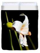 Floss Silk Bloom Duvet Cover