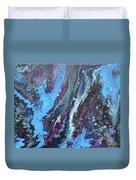 Flow 61 Duvet Cover