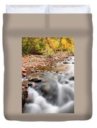 Flow In Sedona Duvet Cover