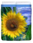 Flower # 37 Duvet Cover