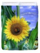 Flower # 38 Duvet Cover