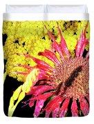 Flower 23af, Ny, 16 Duvet Cover