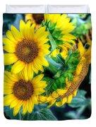 Flower #39 Duvet Cover