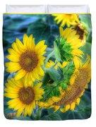 Flower #40 Duvet Cover