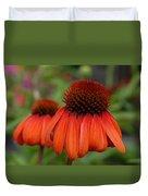 Flowers 729 Duvet Cover