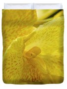 Flower, A Soul Blossoming In Nature Duvet Cover