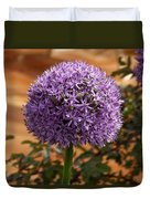 Flower At Chelsea Duvet Cover