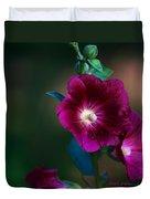 Flower Bloom Duvet Cover
