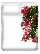 Flower Branch Duvet Cover