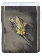 Flower, Carel Adolph Lion Cachet, 1874 - 1945 Duvet Cover