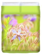Flower Carpet Duvet Cover