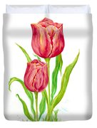 Flower Collection2 Duvet Cover