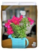 Flower Decoration Duvet Cover