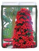Flower Dome 46 Duvet Cover