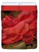Flower Dusting Duvet Cover