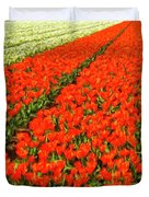Flower Farm 2 Duvet Cover
