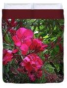 Flower Fest Duvet Cover