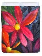 Flower Festival Duvet Cover