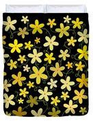Flower Folly Duvet Cover