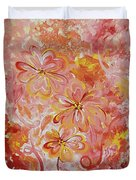 Flower Fun Duvet Cover