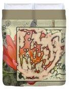 Flower-h Duvet Cover