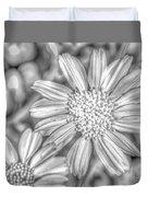 Flower-i Duvet Cover
