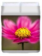 Flower Macro Duvet Cover