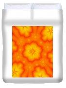 Flower Mandala 5 Duvet Cover