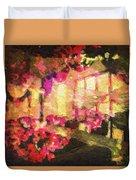 Flower Mix Duvet Cover