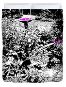 Flower Nectar Duvet Cover